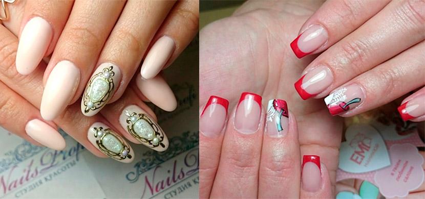 Акриловое наращивание ногтей в домашних условиях