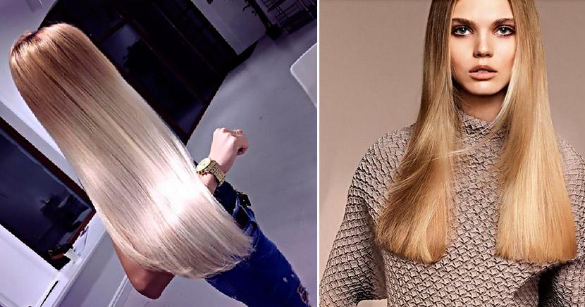 Ламинирование волос в студии NailsProfi