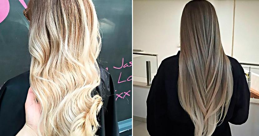 Молекулярное выпрямление волос от LEBEL