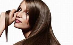 Выпрямление волос 4