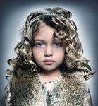 Детская прическа 10