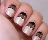 Дизайн ногтей осень 01