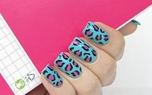 Дизайн ногтей осень 07