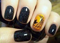 Дизайн ногтей осень 10