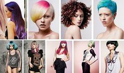 Окрашивание волос 15
