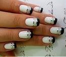 Дизайн ногтей северное сияние 8