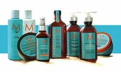 Продукция Moroccanoil