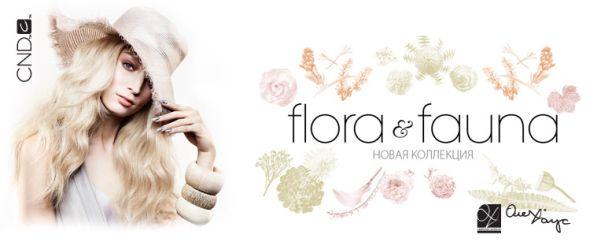 CND Shellac Flora&Fauna