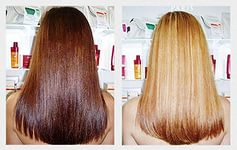 Декапирование волос LEBEL 1