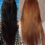 Декапирование волос LEBEL 2