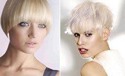 Блондирование волос MATRIX 5