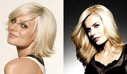 Блондирование волос MATRIX 6