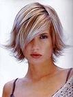 Частичное мелирование волос 10