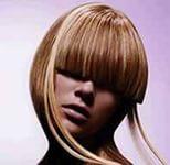 Частичное мелирование волос 3