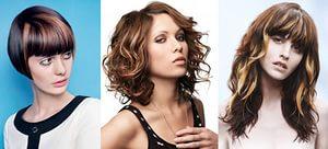 Частичное мелирование волос 8
