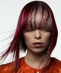 Частичное мелирование волос 9