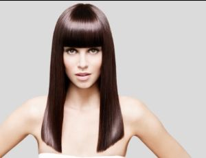 Окрашивание волос в один тон 3