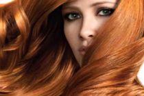 Окрашивание волос в один тон 04