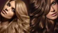 Окрашивание волос в один тон 07