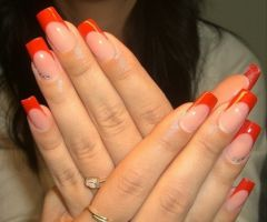 Красный френч 7