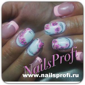 Розовый френч 1