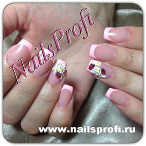 Розовый френч 4