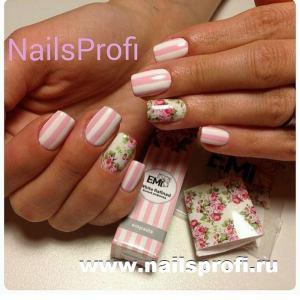 Розовый френч 5
