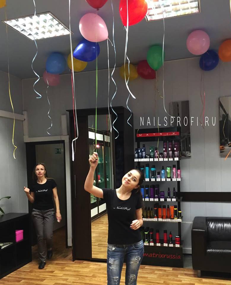 5 лет нашему салону NailsProfi